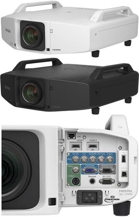 Проекторы Epson EB Z10000