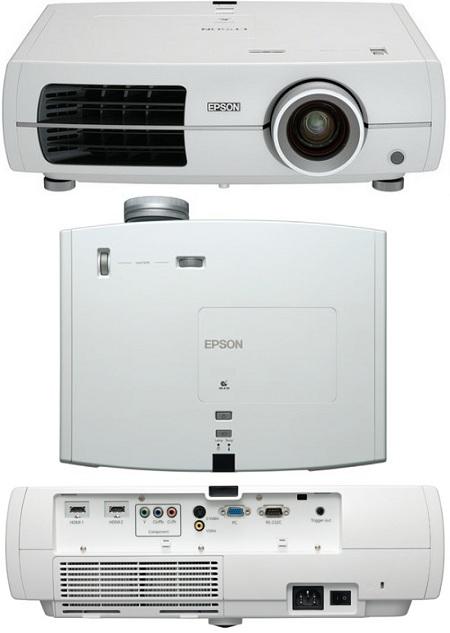 проекторы Epson EH-TW3200 и EH-TW3600
