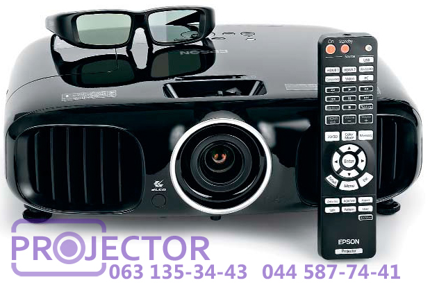 Обзор домашний Проектор Epson TW6000